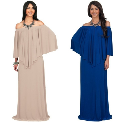 Off The Shoulder Dresses Plus Size Erkalnathandedecker