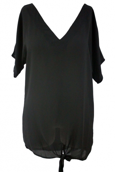 black-breezy-tie-the-knot-beach-cover-up