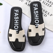 Women's Fashion Summer Anti-slip Flat Flip Flops Sandals