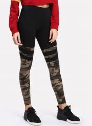 Fashion Camp Printed Yoga Leggings