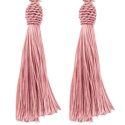 Fashion Diamonds Decoration Dangle Flower Earrings stylesimo.com