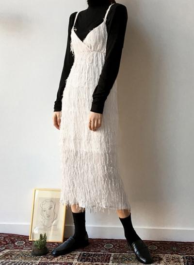 V Neck Sleeveless Backless Maxi Dress