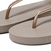 Fashion Summer Beach Breathable Skidproof Thong Flat Sandals
