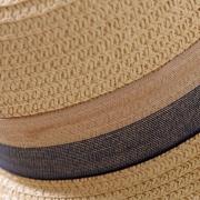 ... s  Summer Big Brim Straw Floppy Foldable Beach Sun Hat With Ribbon ... 068b3adc9b36
