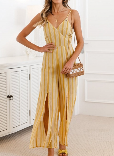 abd4c6a0f4 yellow Jumpsuits   Rompers at Stylesimo Women s Fashion Store