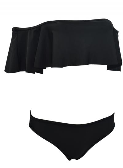 women-s-hot-off-shoulder-ruffled-two-piece-bikini
