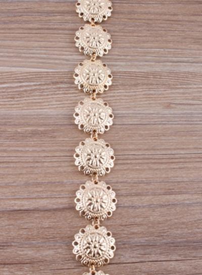Bikini Cross Harness Waist Belly Body Chain Jewelry stylesimo.com