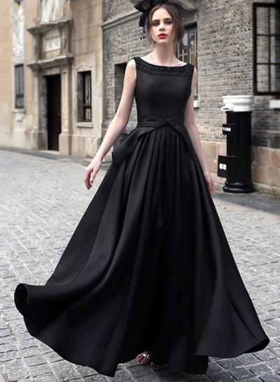 Women's Sleeveless Backless Prom Wedding Dress