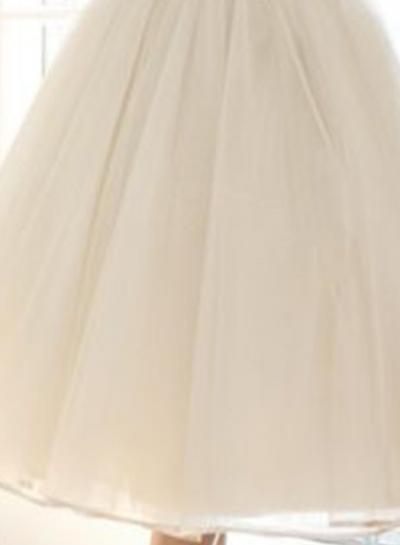 Elegant Off Shoulder Half Sleeve A-line Lace Cocktail Dress stylesimo.com