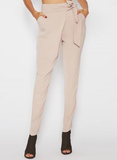 Casual High Waist Pencil Pants