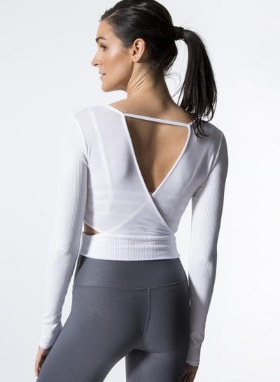 Woekout Skinny Flex Yoga Tee Shirt