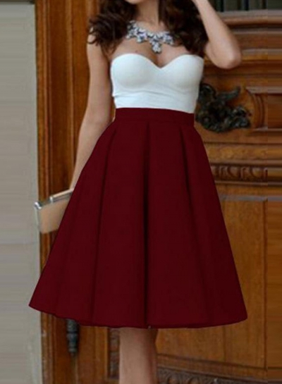 Fashion Chested Wrapped Off Shoulder Backless Women Cocktail Dress